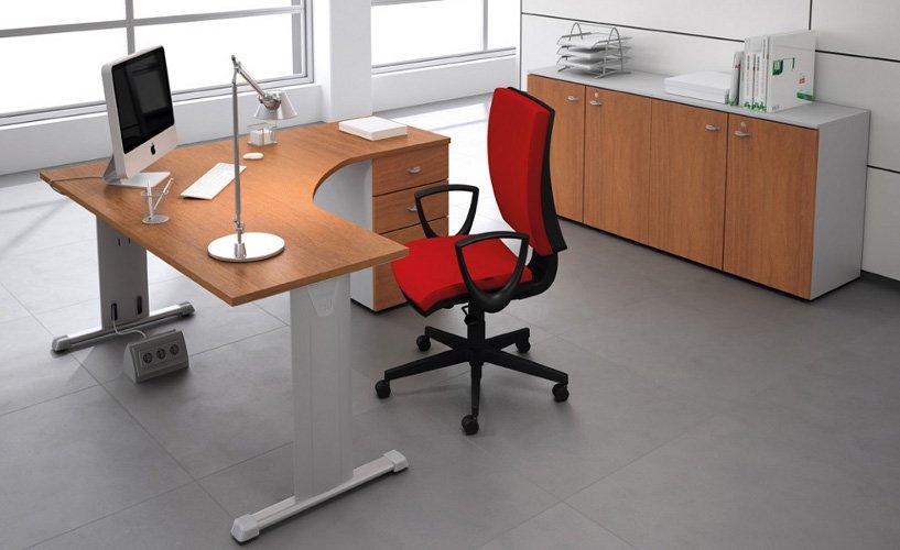 Kancelarijska stolica RS20 u prostoru