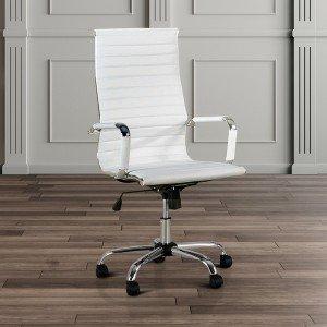 kancelarijska-radna-stolica-fotelja-rsfb1-bela-u-prostoru