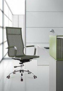 Radna stolica RSFB3 u prostoru