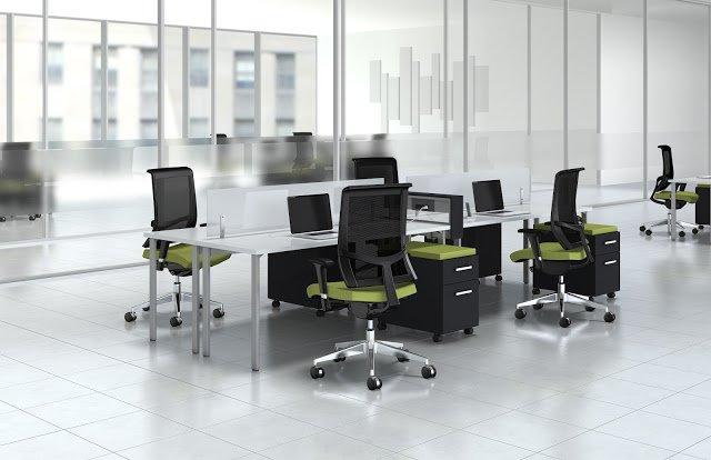 Radna stolica RS93 u prostoru