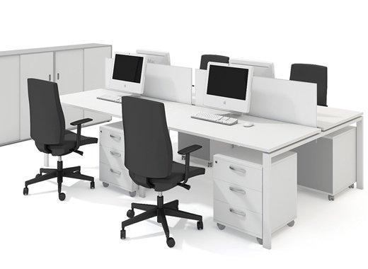 Kancelarijska stolica RS98 u prostoru