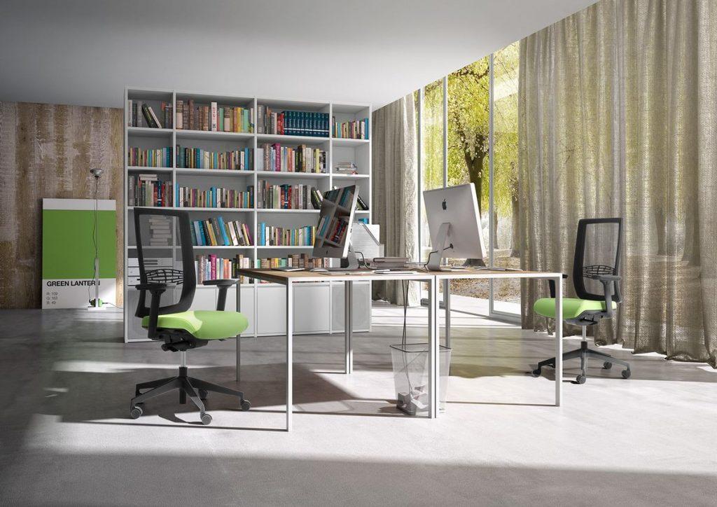 Radna stolica RS96 dimenzije