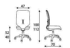 radna-stolica-rsm240b-dimenzije